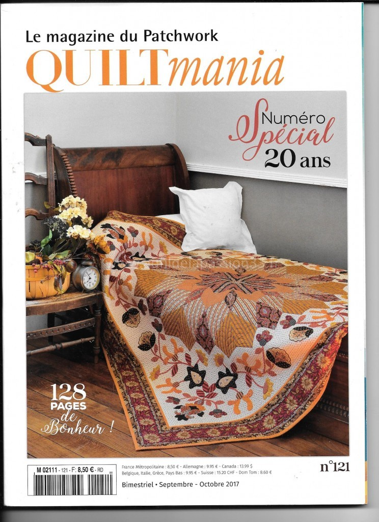 Quiltmania pub salon