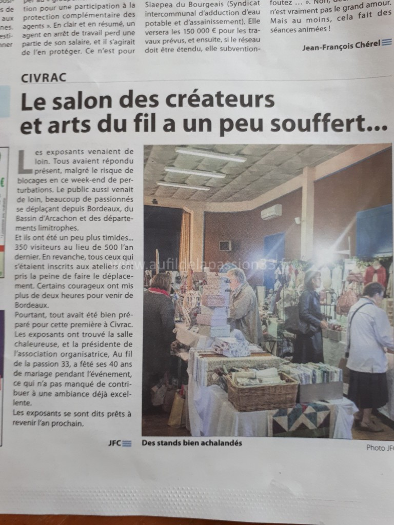 article photo haute gironde