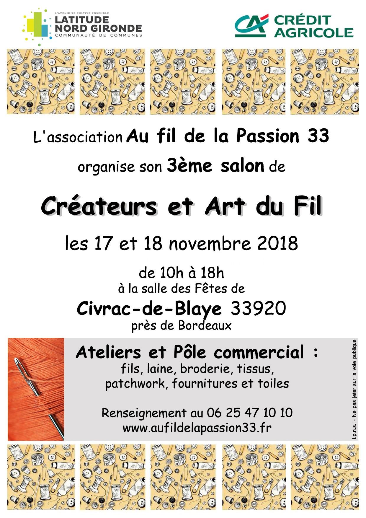 2018_affiche salon Civrac (2)